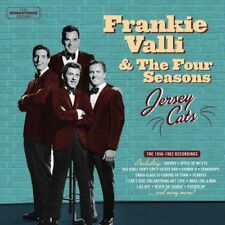 FRANKIE VALLI & THE FOUR SEASONS-JERSEY CATS-JAPAN CD D81
