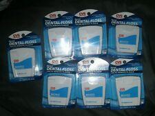 4e3adfe7b Venda De Lote 7 novos pacotes serão Cvs Pharmacy Encerado Fio Dental
