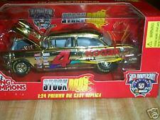 R/C-STOCK RODS  #4 Bobby Hamilton 14 kt.gold NASCAR MIB