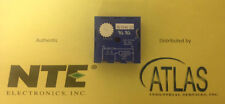NTE Rly240   RELAY-SOLID STATE UNIVERSAL CUBE TIMER 19-288 AC/DC INTERVAL ON