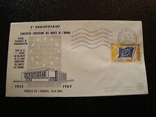 FRANCE - enveloppe 18/9/1963 yt service n° 27 (cy19) french