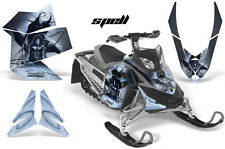 SKI-DOO REV XP SNOWMOBILE SLED GRAPHICS KIT WRAP CREATORX DECALS SPELL