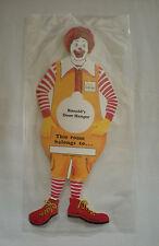 RARE!!  1992 Ronald McDonald Door Hanger