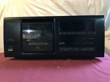 Vintage Pioneer 25-Disc PD-F505 CD Player Jukebox Good Condition No Remote