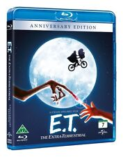 * Blu-Ray Film NEW SEALED * E.T. The Extra Terrestrial * Blu Ray Movie * ET