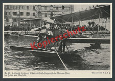 Hellmuth Hirth Albatros-eau AVION MARSEILLE pilote ölerich Benno Roi 1915