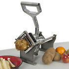 Potato French Fry Fruit Vegetable Cutter Slicer Commercial Quality W/ 3 Blades U