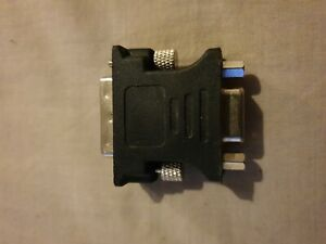 DVI-A to Female Connector