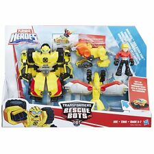 Playskool Heroes Transformers Rescue Bots Bumblebee Rock Rescue Team Age 3+ Toy