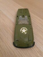 Vintage Dinky Toys Armoured Command Car. Gerry Anderson 1970s
