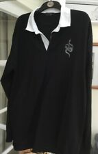 Black Doomsday rugby shirt size XL