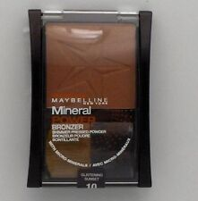 MAYBELLINE Mineral Power Bronzer Shimmer Powder in GLISTENING SUNSET #10