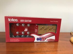 TOTES AIR GUITAR with Infrared Beam Guitar String