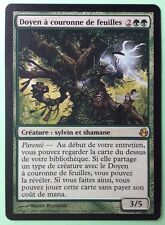 MTG MAGIC Carte DOYEN A COURONNE DE FEUILLES 128/150 Leveciel Morningtide