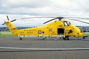 RAF 22 Squadron Westland Wessex HC.2 XV729 (1986) Photograph