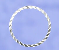 50Pcs Wholesale Silver Plated Soldered Closed Jump Rings Jewelry Findings 16mm