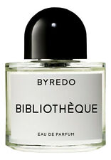 BYREDO BIBLIOTHEQUE, 3.3 Fl. Oz (100 ml), new in box