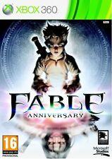 FABLE ANNIVERSARY / XBOX 360 / NEUF SOUS BLISTER D'ORIGINE / VERSION FRANÇAISE