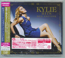 """KYLIE MINOGUE """"HITS"""" BEST OF JAPAN CD+DVD +1 TOCP-66995 *SEALED*"""
