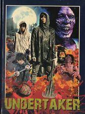 Undertaker DVD Limited Signature Edition Mediabook signed by Naoyoshi Kawamatsu