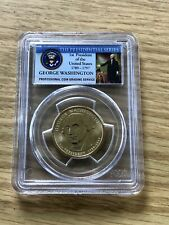 2007-P   PCGS MS 65 Washington First Day of Issue US $1 Dollar Coin Position B