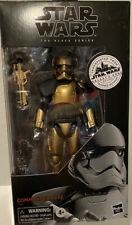 "Star Wars 6"" Black Series COMMANDER PYRE Galaxy's Edge Exclusive New Sealed🔥"