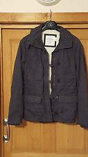 Ladies lovely Ladies H&M fake fur lined jacket size EUR 36