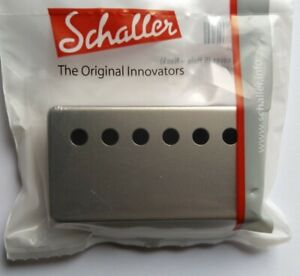 Schaller Humbucker Kappe Cover für Neck-Pickup Satin Pearl