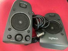 Altavoz Logitech 2.1 Z625 certificación THX Usada **Solo centralita y satélite**