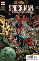 War of the Realms Spider-Man League of Realms #3 CVR A 2019 Marvel Comics NM