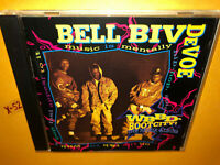 BELL BIV DEVOE cd WBBD BOOTCITY REMIX hits POISON she dope DO ME bbd new edition