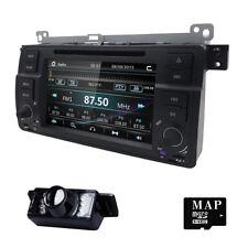 "7"" for BMW 3 Series E46 M3 318 320 325 330 Radio Car DVD Player GPS Head Unit"