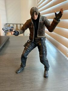 NECA Resident Evil 4 Series 1 Action Figure Leon S. Kennedy with Jacket Capcom