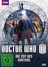 DVD * DOCTOR WHO - DIE ZEIT DES DOKTORS # NEU OVP WVG