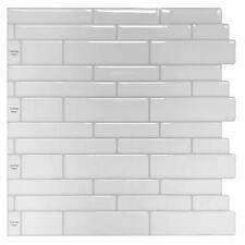 "Self-Adhesive Wall Sticker Kitchen Backsplash Tile , 11.6""x11.6"",10Sheets"