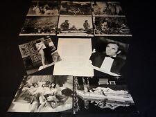LES DERNIERS AVENTURIERS Lewis Gilbert  aznavour  photos presse argentique 1969