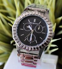 "BILLABONG Ladies Bracelet Watch Ltd Edition ""Cartel"" Silver Black NEW $300"