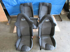 JDM 04 08 Mazda RX8 RX-8 SE3P OEM RHD Front Rear Left Right Cloth Seats Renesis