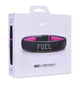 Nike+ Fuelband SE Size M / L Medium / Large Color Black New Open Box