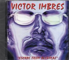 Victor Imbres - Escape from Alcatraz (1998 CD) New & Sealed