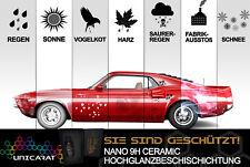 UNICARAT® 9H Nano Ceramic Keramik Coating Detailing Lack Versiegelung Autopflege