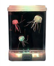 Illuminated Jellyfish Aquarium Mood Lamp Night Light by Playlearn