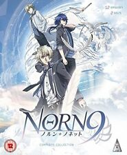 Norn9: Complete Collection [Blu-ray] [DVD][Region 2]