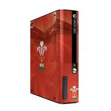 Wales Welsh Rugby Team Xbox 360 E GO Console Skin Sticker Cover Official