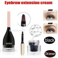 3D Eyebrow Extensions Waterproof Eyebrows Lengthening Increase Gel Fiber Cream