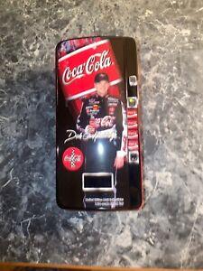 Dale Earnhardt Jr #1 Polar Bear Coca Cola 1998 Monte Carlo Ltd Ed 1:64  in Tin