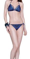 GOTTEX Collection Stardust Halterneck Bikini Set Swarovski Elements BNWT