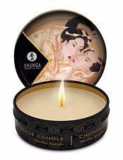 Mini Massage Candle Desire Vanilla Fetish 1 Fl Oz 100% Natural Oil Bath & Body