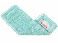 Leifheit Wischbezug Profi Extra Soft, Gefaltet, für Parkett Laminat & Kork 55116