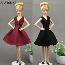 """2pcs Doll Dresses Classical Evening Dress Purely Manual Clothes for 11.5"""" Doll"""